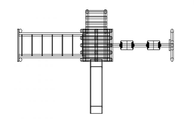 Reinforce anchor bar detail dwg file