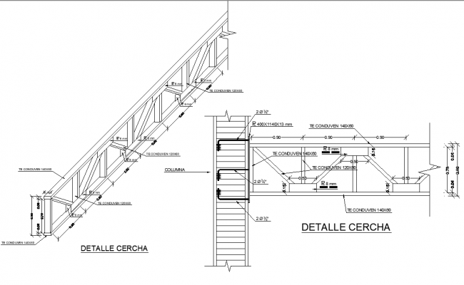 Reinforcement joint structural file