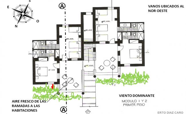 Residence Layout plan