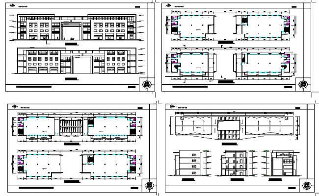 Residential Area Planning and Architectural Design