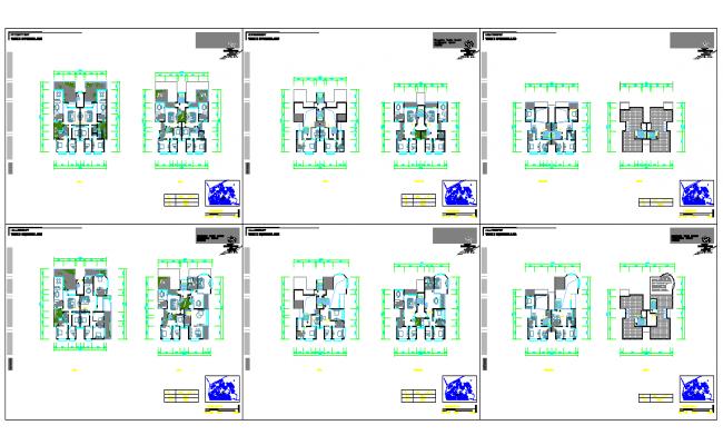 Residential House Plan Design & Layout detail