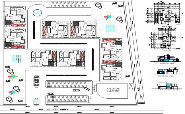 Residential Housing Plan
