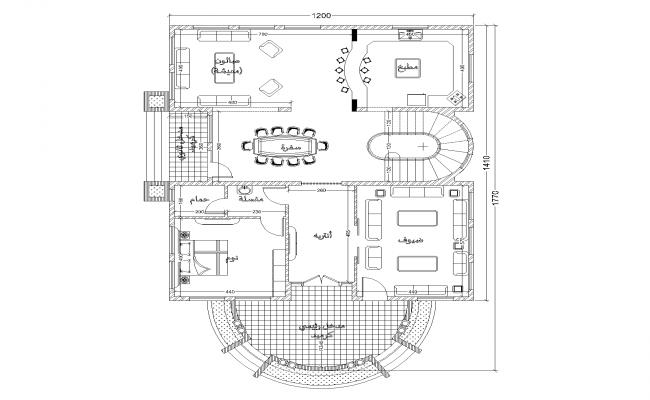 Saleh House Plans