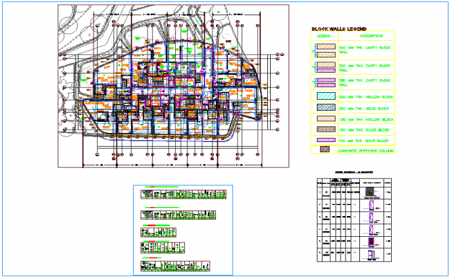 Sanitary view of flat plan with door view dwg file