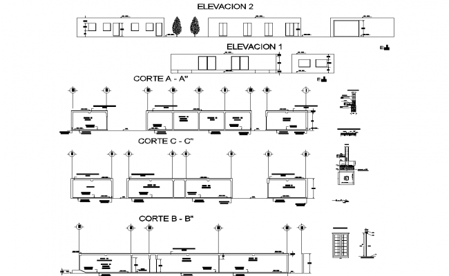 Sausage manufacturing factory design plan detail dwg file.