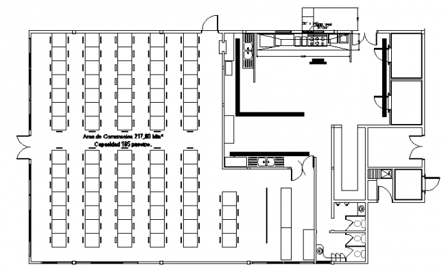 School cultural hall architecture layout plan details dwg file