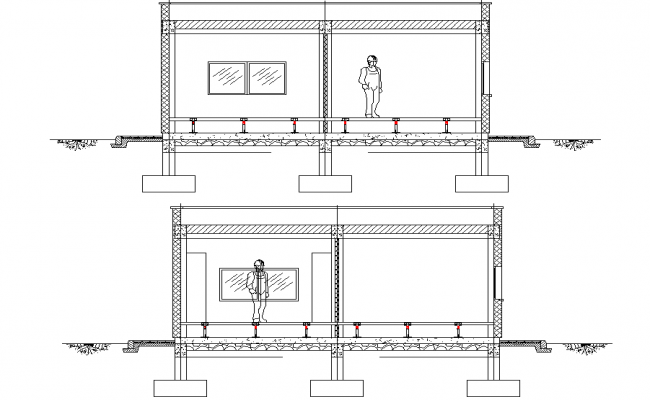 Section Building transformation plan detail