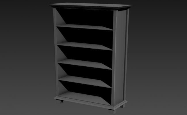 Shelf Design 3ds Max File Free Download Furniture Block