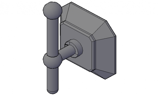 Side mirror detailing 3d file