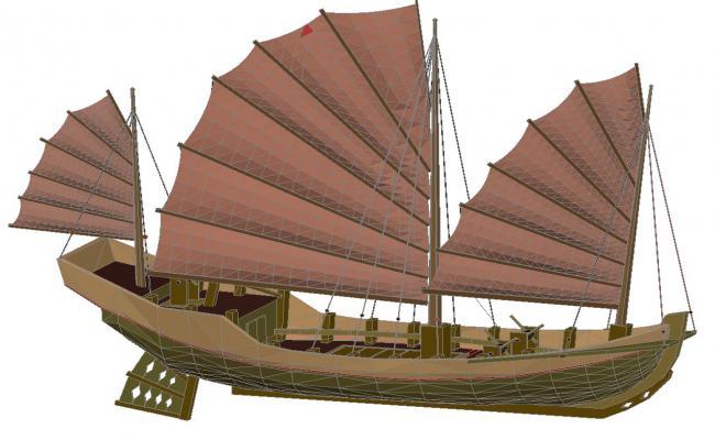 Simple Boat Design
