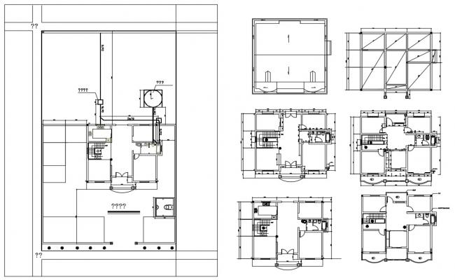 Simple House Plans Download