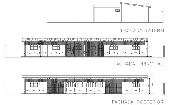 Simple House Plans Elevation