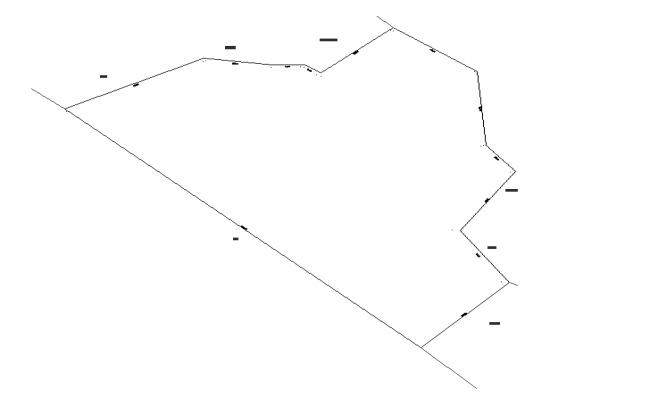 Simple Line plan design