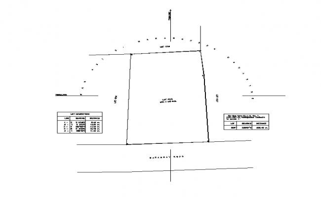 Site Plot Design