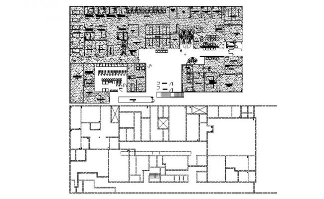Small Hospital Building Plans