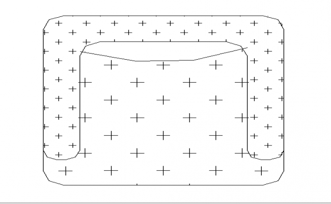 Small Sofa Design Free AutoCAD Drawings