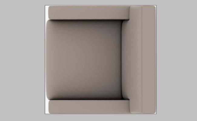 Sofa set CAD block 3d model layout 3d max file