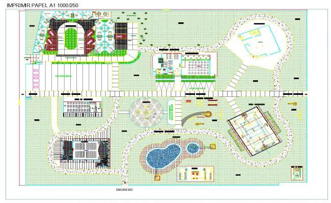 Sport Centre Design