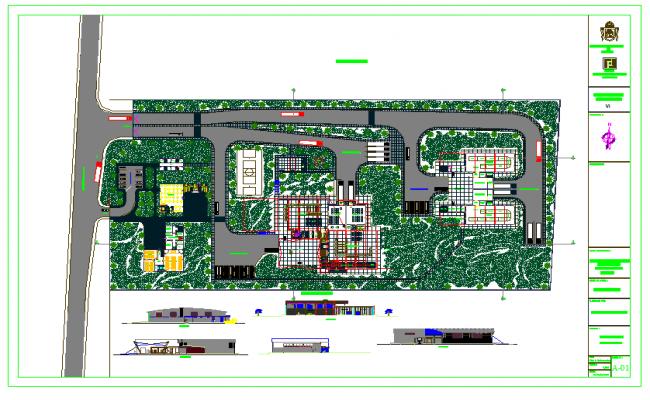 Sport Club Project detail
