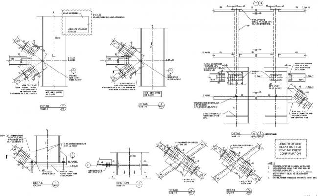 Steel Beam To Column Connection Design PDF File