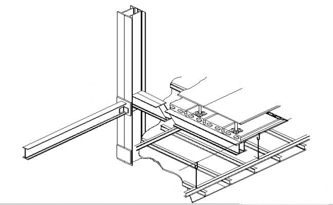Steel Frame Detail FIle