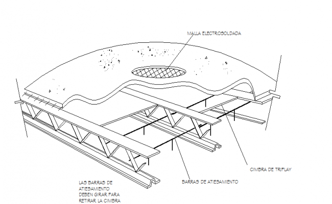 Steel Joints detail
