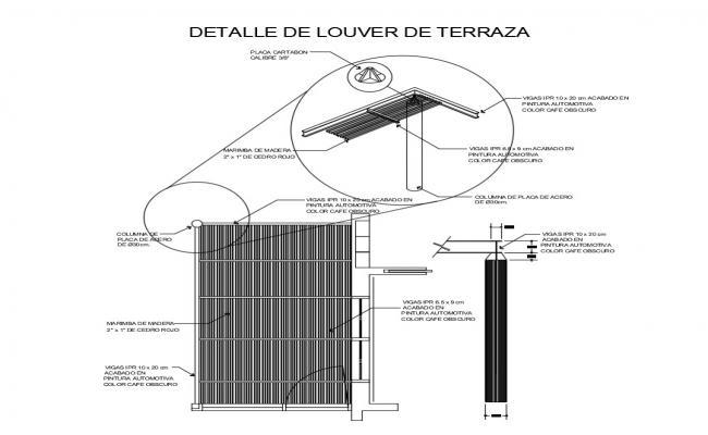 Steel Structure CAD Block