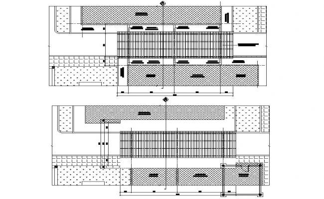 Steel structure design CAD file download
