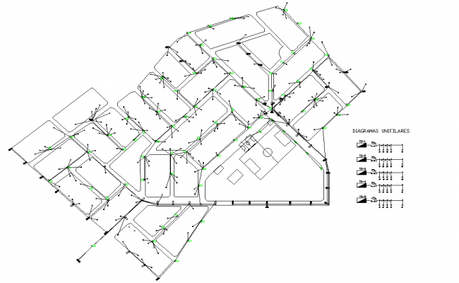 street lighting plan autocad file AutoCAD Wall Section