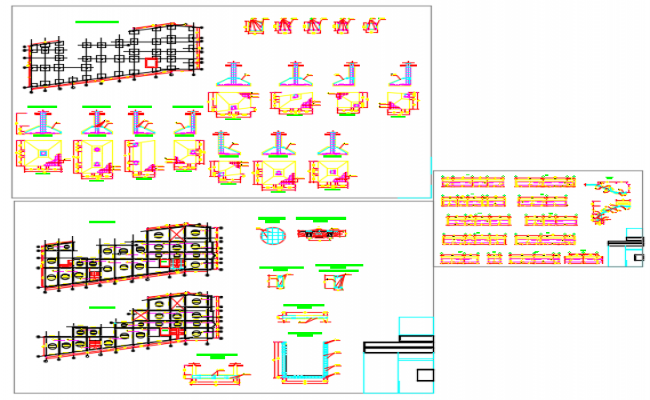 Structural Plan Hospital