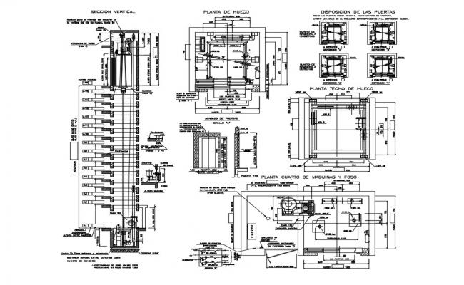 Substation Drawing In AutoCAD File