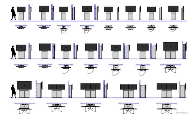T.V. furniture