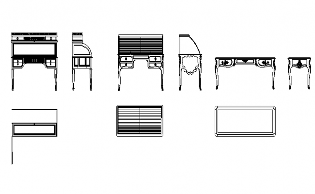 Table of  traditonal concept