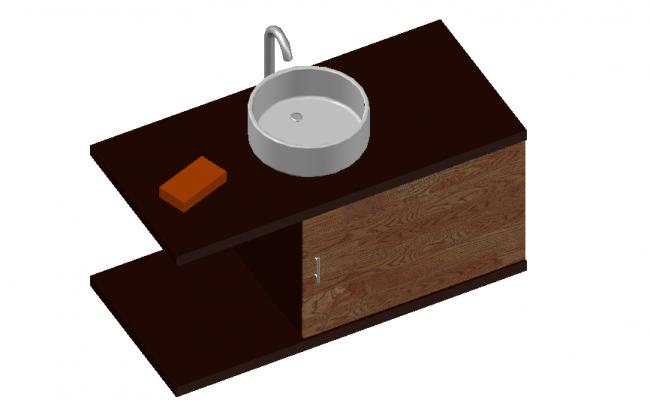 Table top wash basin design