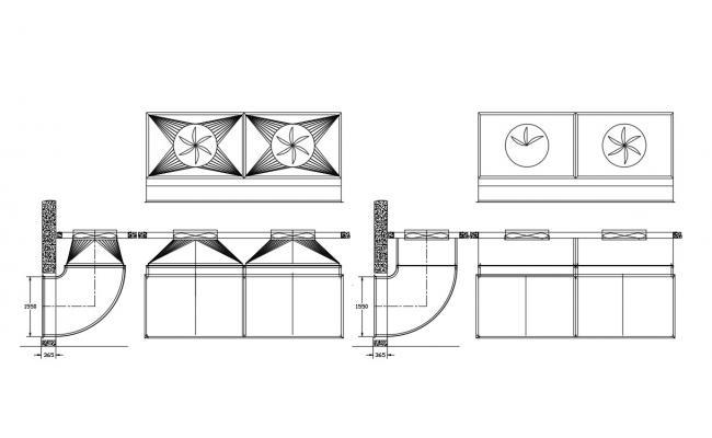 Tank Design CAD File Download