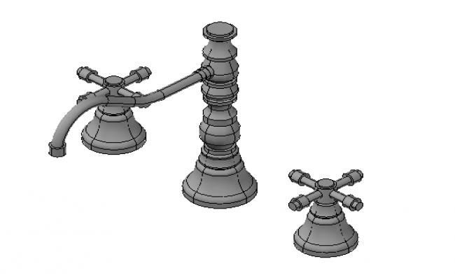Tap set  designer 3d file
