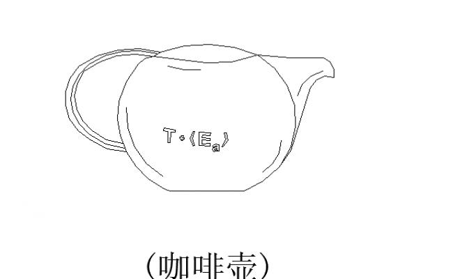 Tea pot elevation 3d
