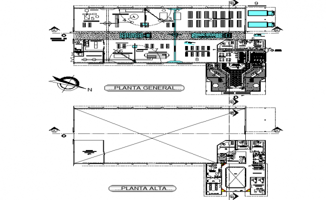 Tempered glass factory plan detail