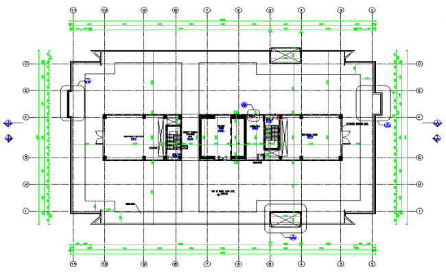 Terraced House Layout Plan