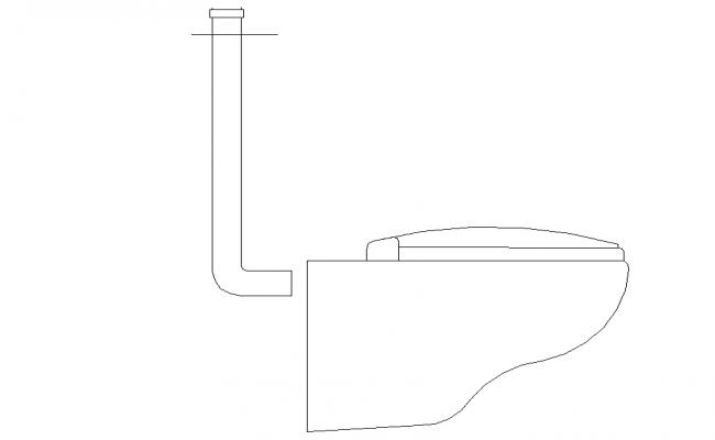 Toilet & Plumbing Detail Design