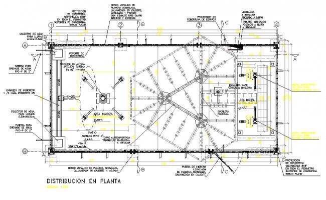 Transportable base station plan layout file