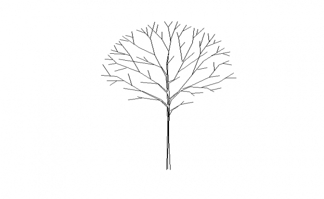 tree elevation design