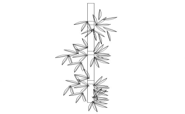Unique type Tree Elevation design