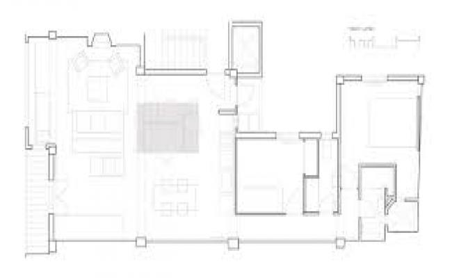 Villa AutoCad Plan
