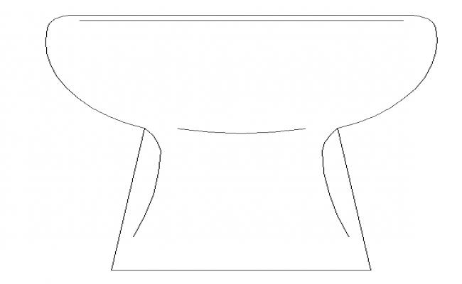 WC Elevation Block Detail