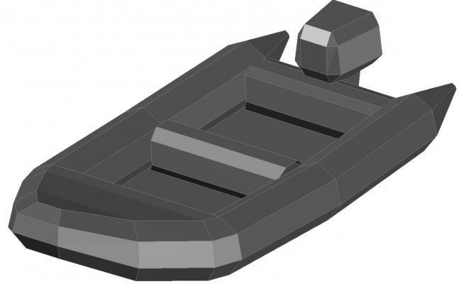 Water Motor Boat
