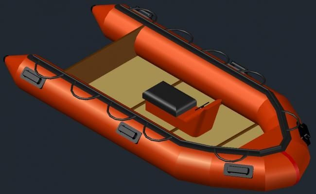 Water Speed Boat