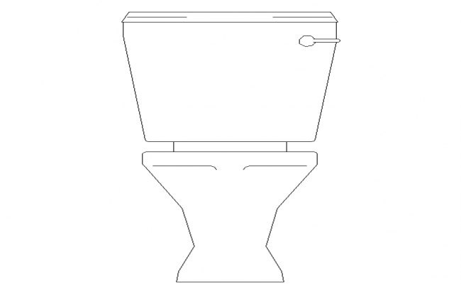 Western WC Block Elevation
