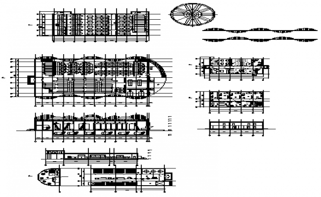 Winery factory design drawing