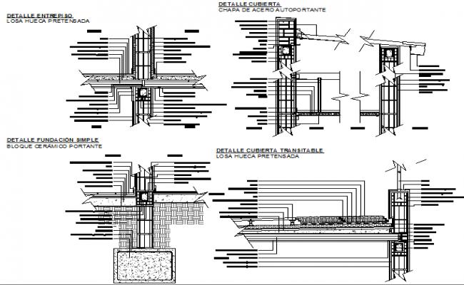 Wooden door and window installation details of house dwg file